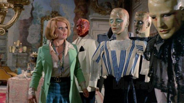 Elke Sommer in Mario Bava's utterly insane 'Lisa and the Devil'