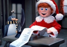 Kris Kringle in 'Santa Claus is Comin' to Town,' a Rankin and Bass TV special