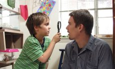 Ellar Coltrane and Ethan Hawke in Richard Linklater's 'Boyhood'