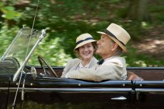 Laura Linney and Bill Murray in 'Hyde Park on Hudson,' directed by Roger Michell