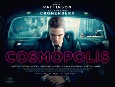 Robert Pattinson stars in David Cronenberg's creen adaptation of Don Delillo's sprawling novel
