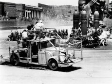 Making the original 'Ben-Hur,' featured in the documentary 'Hollywood: A Celebration of the American Silent Film' by Kevin Brownlow and David Gill