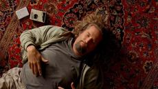 Jeff Bridges is the Dude in 'The Big Lebowski' from the Coen Bros.