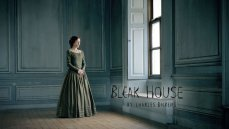 Gillian Anderson in the BBC miniseries 'Bleak House,' based on the novel by Charles Dickens