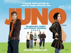 Ellen Page and Michael Cera star in the 2007 cult comedy 'Juno'