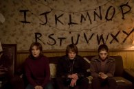 Winona Ryder, Charlie Heaton, and Millie Bobby Brown in 'Stranger Things' from Netflix