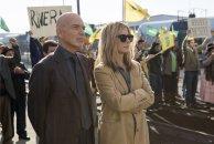 Billy Bob Thornton and Sandra Bullock in David Gordon Green's 'Our Brand is Crisis'
