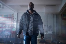 Mike Colter is 'Luke Cage' in the Netflix original series.