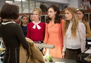 Anna Camp and Grace Gummer star in 'Good Girls Revolt.'