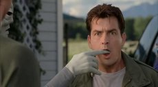Anna Faris, Leslie Nielson, and Charlie Sheen star in 'Scary Movie 3'