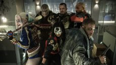 Will Smith, Margot Robbie, Joel Kinnaman, and Jai Courtney star in the DC comics movie
