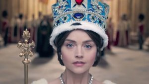 Jenna Coleman is Queen Victoria in the British historical drama