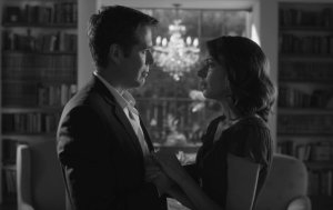 Amy Acker and Alexis Denisof star in the modern dress Shakespeare adaptation from Joss Whedon