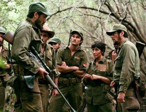 Benicio Del Toro is Ernesto Che Guevara in Steven Soderbergh's biographical drama