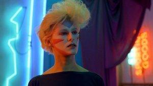 Anne Carlisle in the cult film by Slava Tsukerman