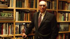 Frank Langella in the literary drama directed by Andrew Wagner