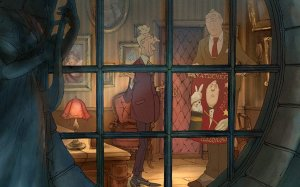 Sylvain Chomet's animated film of a Jacques Tati script