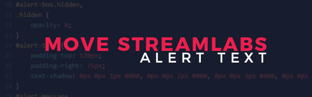 streamlabs alert text positioning header image