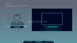 stream overlay package