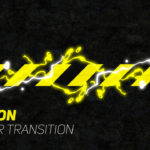 CAUTION Stinger Transition Video