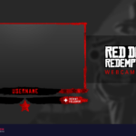 Red Dead Redemption 2 Webcam Overlay