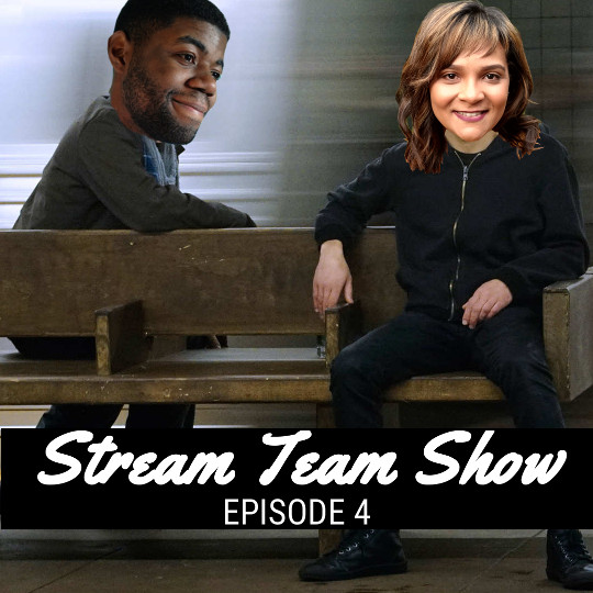 Stream Team Show 004 Cover Art