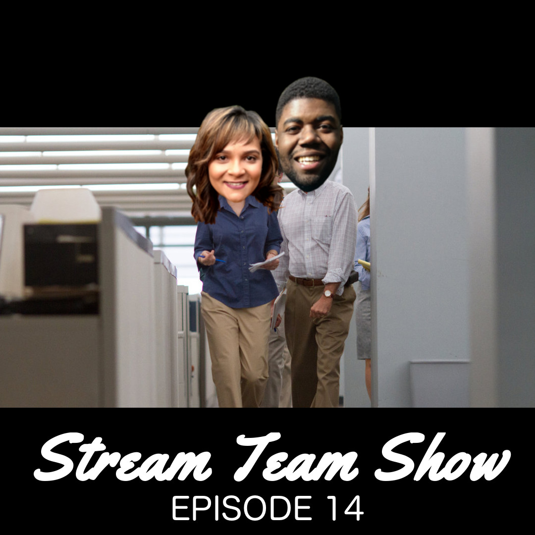 Stream Team Show 014 Cover