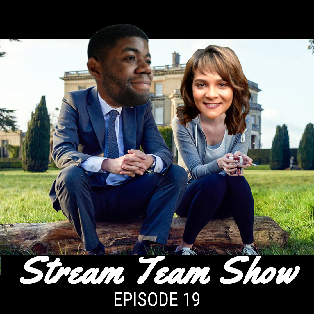 Stream Team Show 019 Cover