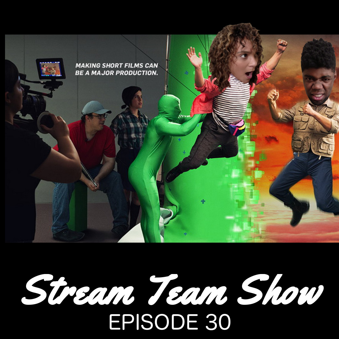 Stream Team Show 030 Cover