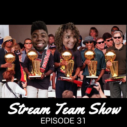 Stream Team Show 031 Cover