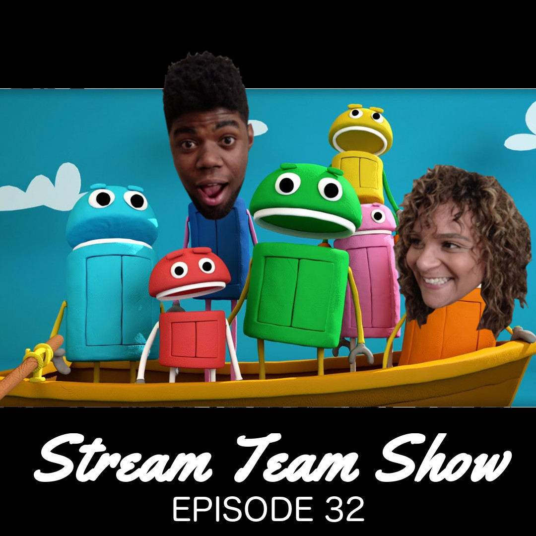 Stream Team Show 032 Cover