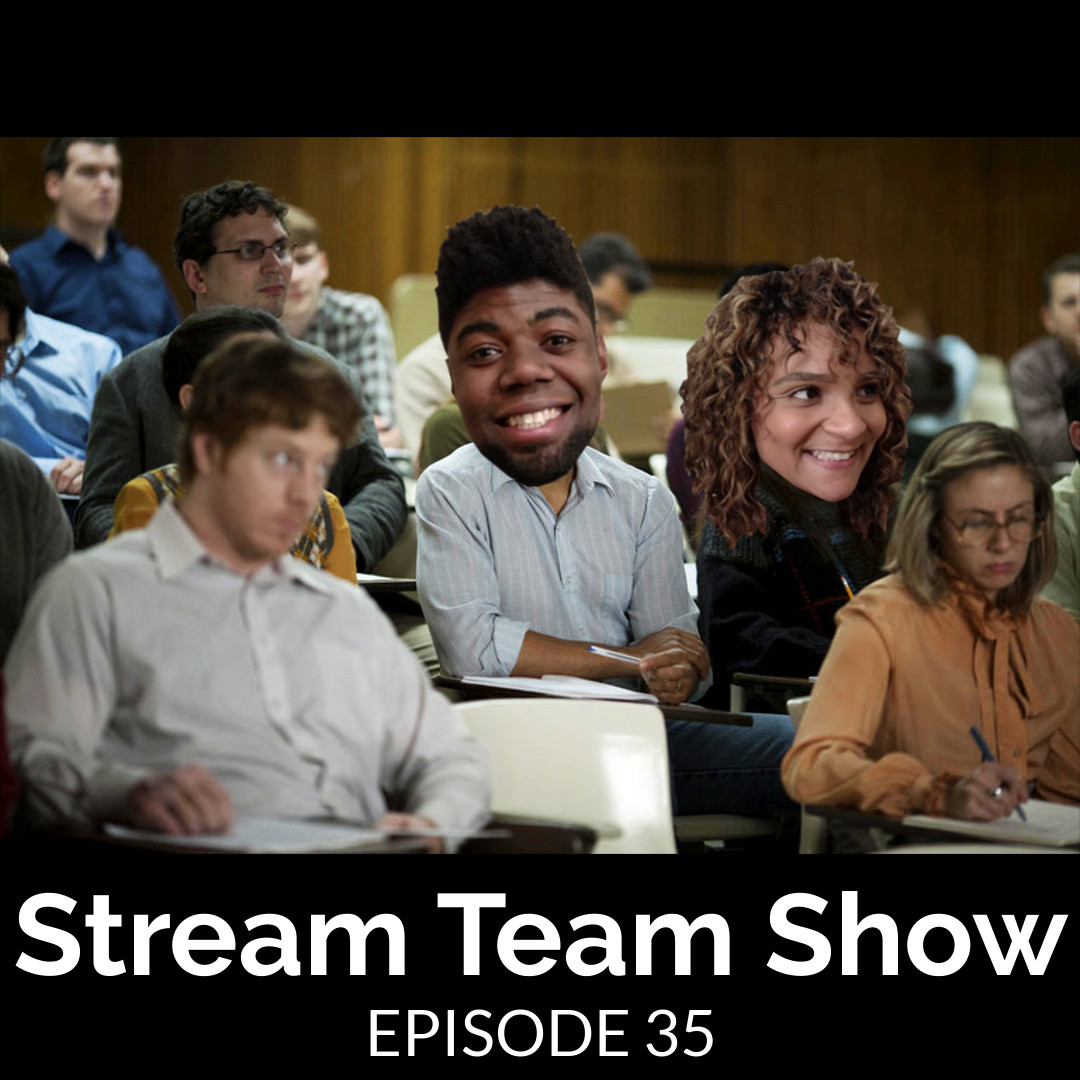 Stream Team Show 035 Cover