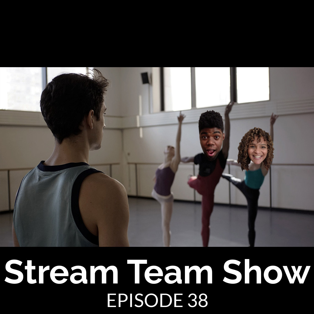 Stream Team Show 038 Cover