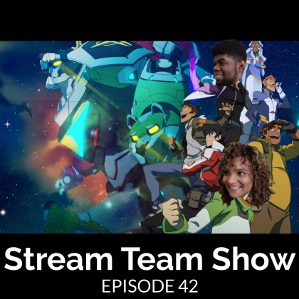 Stream Team Show 042 Cover