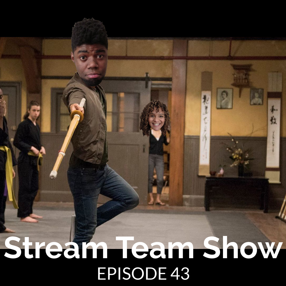 Stream Team Show 043 Cover