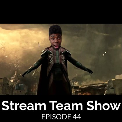 Stream Team Show 044 Cover