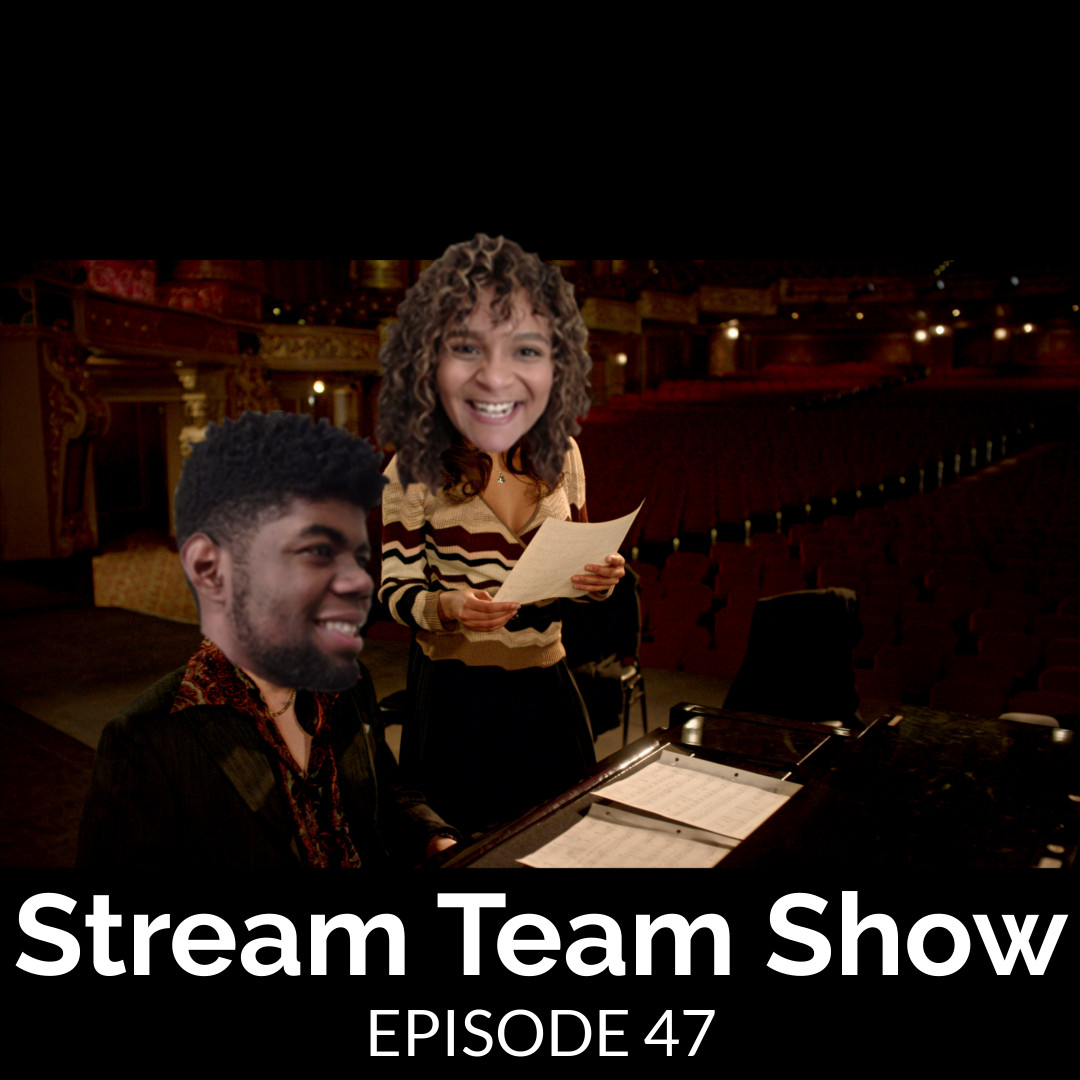 Stream Team Show 047 Cover