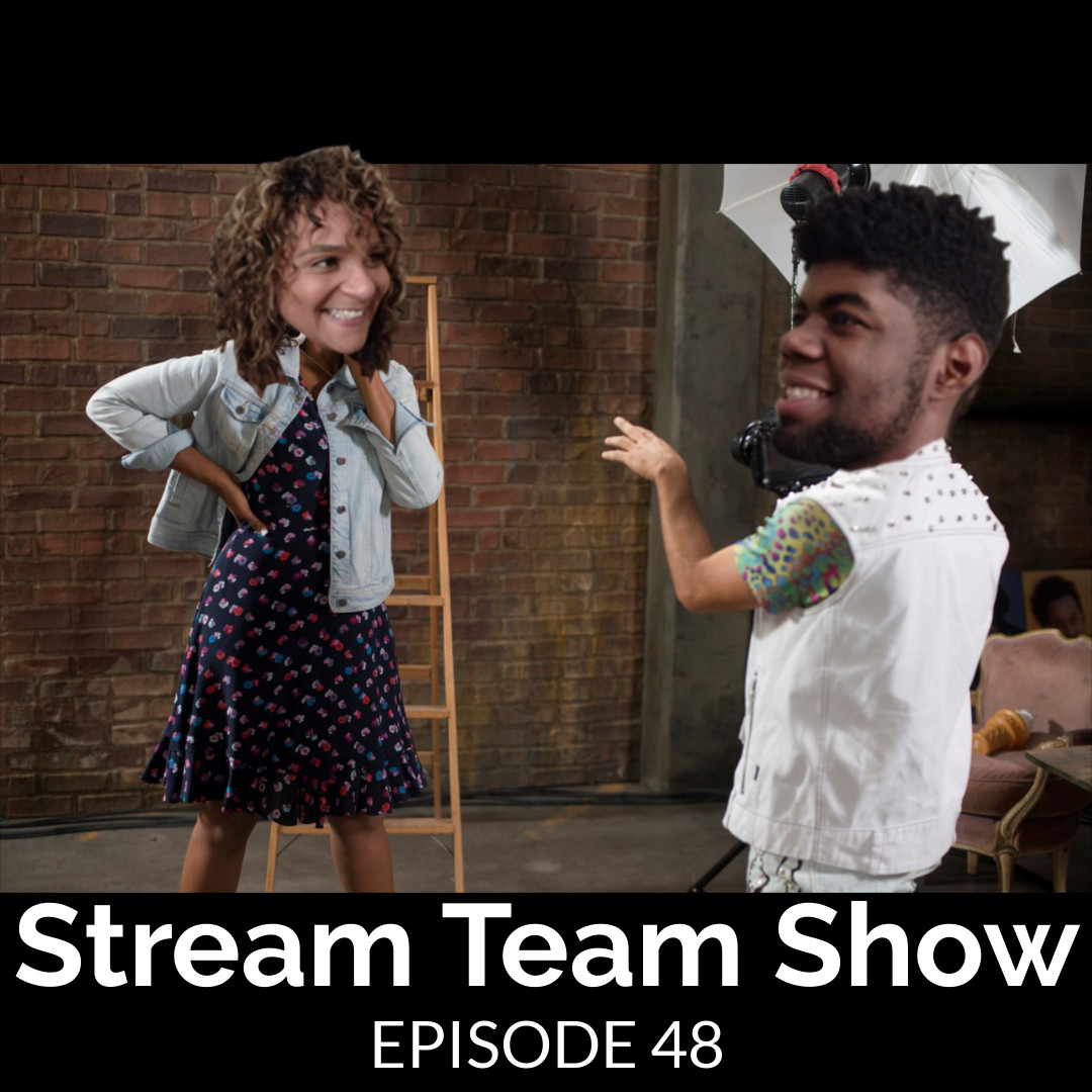 Stream Team Show 048 Cover