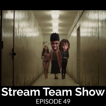 Stream Team Show 049 Cover