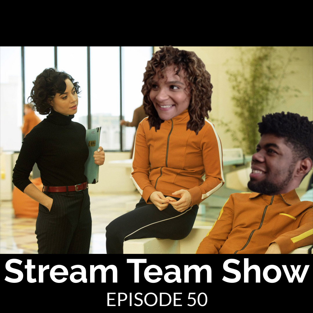 Stream Team Show 050 Cover