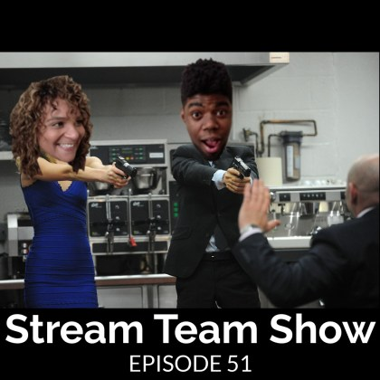 Stream Team Show 051 Cover