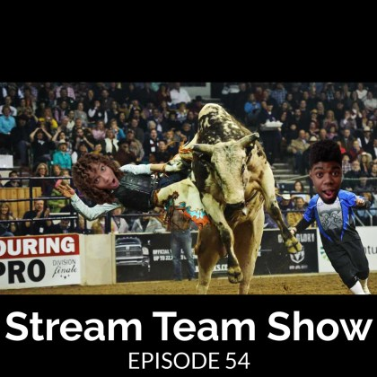 Stream Team Show 054 Cover