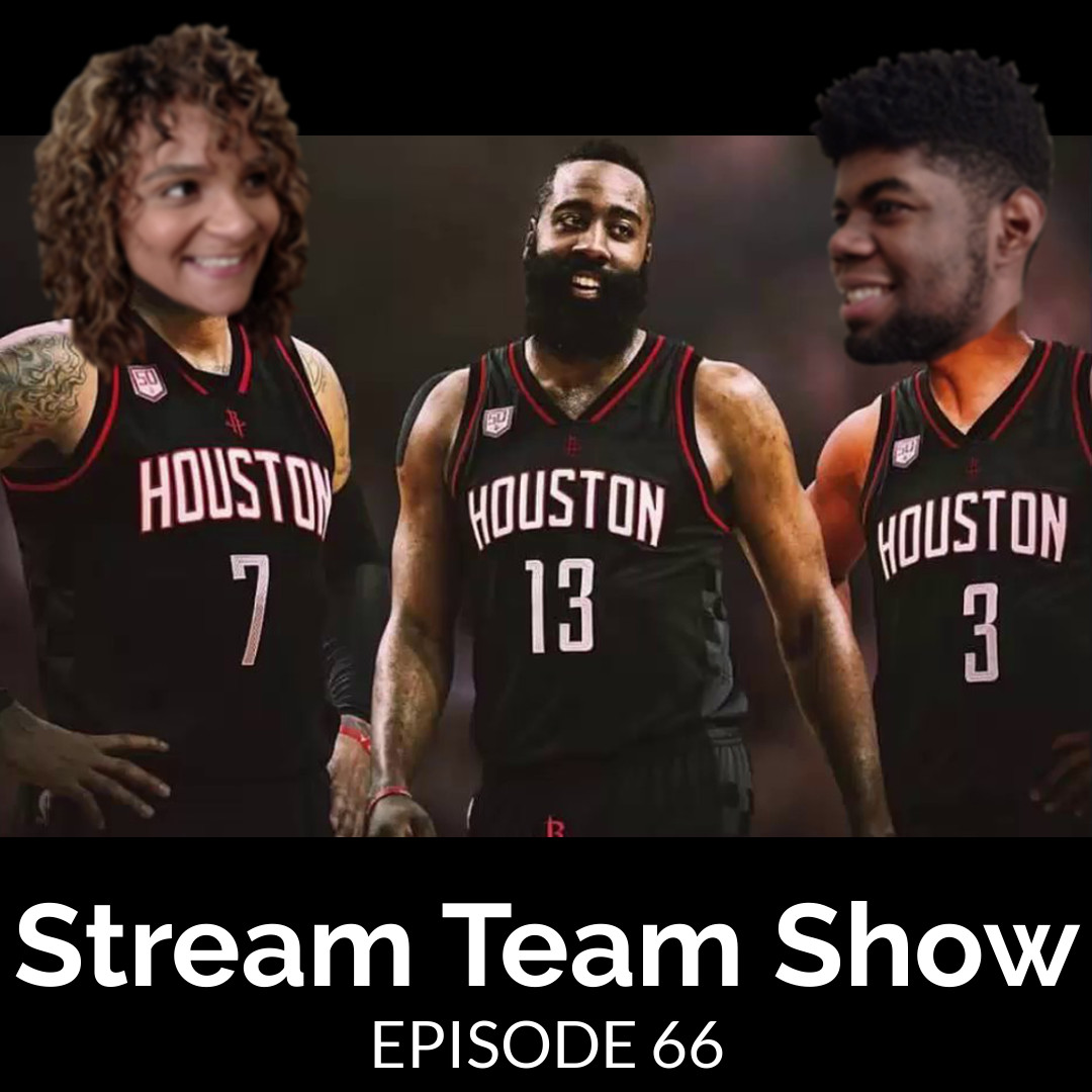 Stream Team Show 066 Cover