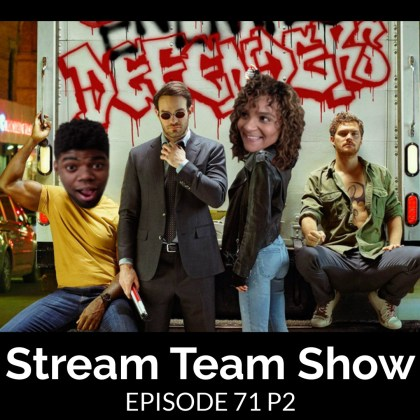 Stream Team Show 071 Part 2 Cover