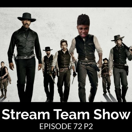 Stream Team Show 072 Part 2 Cover