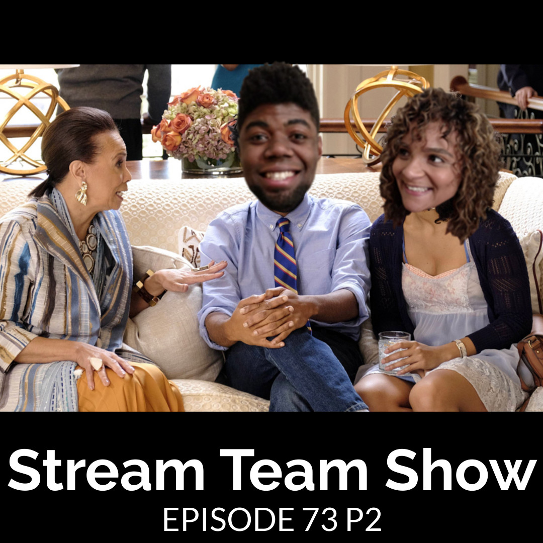 Stream Team Show 073 Part 2 Cover