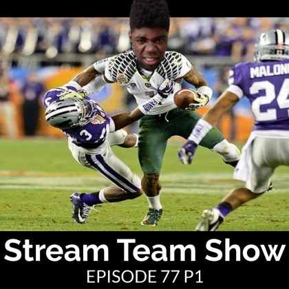 Stream Team Show 077 Part 1 Cover