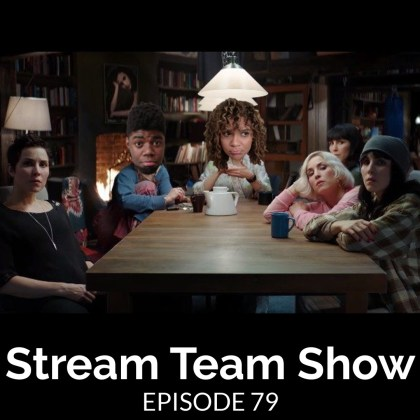 Stream Team Show 079 Cover