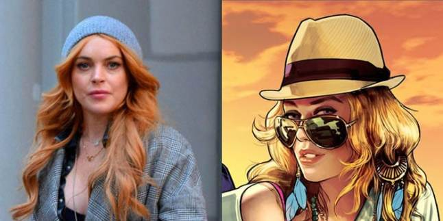 Legal Update - Actress Lindsay Lohan sues over Grand Theft Auto V