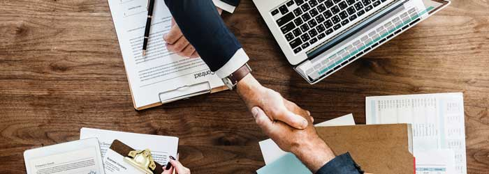 What is a collaboration agreement?